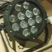 Projecteur ip65 12x15w RGBWA d'occasion